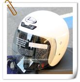 林森●ASIA半罩安全帽,3/4帽,淑女帽,A-702,A702,白