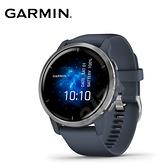 【GARMIN】Venu 2 系列 GPS 智慧腕錶 花崗岩藍