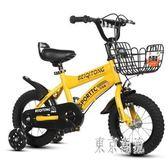 自行車3歲寶寶腳踏單車2-4-6歲男孩小孩6-7-8-9-10歲童車女孩 aj6324『東京潮流』