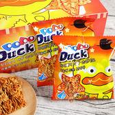 POPO_Duck啵啵鴨香辣點心麵(小鴨脆麵)16g*5包【0216零食團購】8997024180707*5