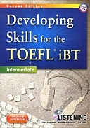 二手書 《DEVELOPING SKILLS FOR THE TOEFL IBT: LISTENING (SECOND EDITION)(MP3 CD》 R2Y ISBN:9781599663531
