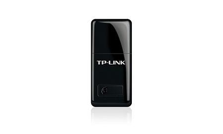 TP-LINK TL-WN823N(US) 300Mbps 迷你無線N USB網路卡 版本:3.0