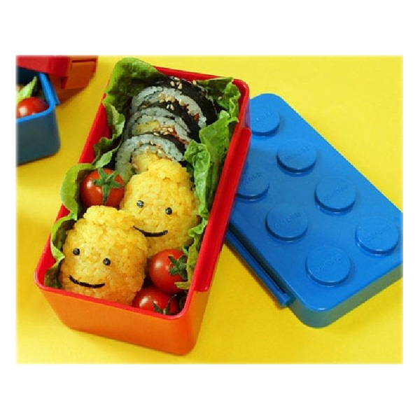 【OXFORD BLOCK】積木造型 餐盒 便當盒 OX20021L