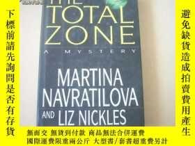 二手書博民逛書店The罕見Total Zone (AMYSTERY) 英文原版書Y14635 Martina Navratil