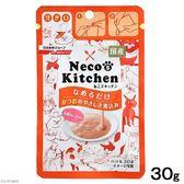【寵物王國】日清Neco Kitchen-咪咪廚房肉泥餐包(鰹魚口味)30g