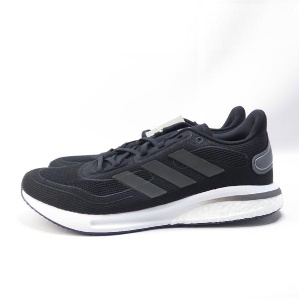 ADIDAS SUPERNOVA M 男款 慢跑鞋 公司貨 EG5401 黑白【iSport愛運動】