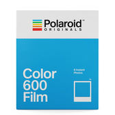 寶麗來 Polaroid Color Film for 600 彩色底片(白框4670) /2盒
