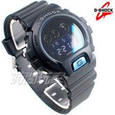G-SHOCK DW-6900MMA-2 經典街頭代表 金屬光澤 男錶 電子錶 藍 DW-6900MMA-2DR CASIO卡西歐