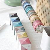紙膠帶│顏色的派對窄版紙膠帶