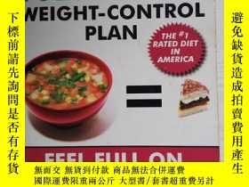 二手書博民逛書店The罕見Volumetrics Weight-Control