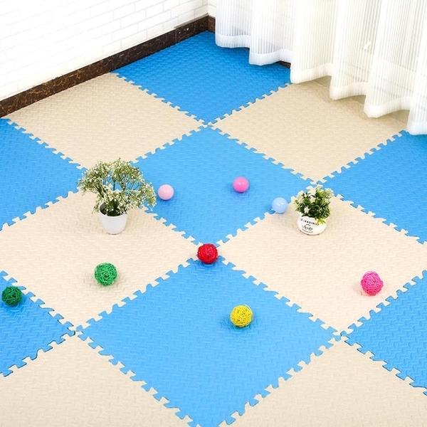 店長推薦★泡沫地墊地板家用臥室榻榻米客廳兒童爬行墊子拼接爬爬墊拼圖地毯