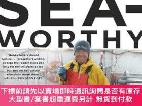 二手書博民逛書店Seaworthy:罕見A Swordboat Captain Returns to the Sea-適航:一個劍
