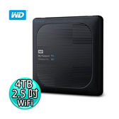 WD 威騰 My Passport Wireless Pro 4TB 2.5吋 Wi-Fi 行動硬碟