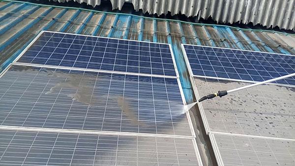 【太陽能面板經濟清洗方案】Karcher 德國凱馳 高壓清洗機 旗艦款K5+肩背式延伸管+清洗刷頭