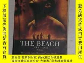 二手書博民逛書店德語原版罕見The Beach von Alex Garland