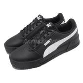Puma 休閒鞋 Carina PFS Wns 黑白 基本款 女鞋 【ACS】 37121201