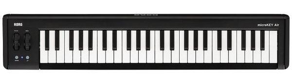 【金聲樂器】KORG MICROKEY 2 AIR 49 分期零利率 藍芽 傳輸 無線 MIDI控制