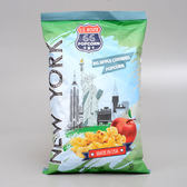 美國66號公路-紐約之蘋果焦糖口味爆米花155.9g