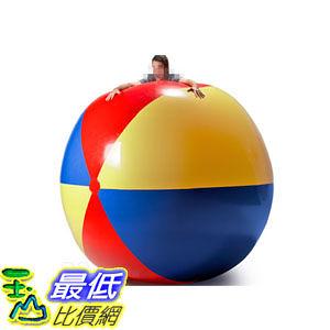 [103美國直購] 巨大的沙灘球 Gigantic Beach Ball $8143