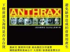 二手書博民逛書店Anthrax:罕見The Investigation of a