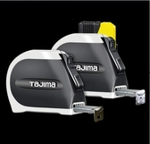 tajima日本田島鋼捲尺5米雙面刻度3檔自動鎖定設計師風格測量工具 小明同學