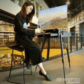 油畫素描寫生畫箱木制油畫架實木便攜油畫箱油畫架子     時尚教主