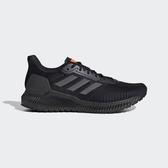 Adidas Solar Ride M [EF1421] 男鞋 運動 慢跑 機能 平穩 舒適 彈力 避震 愛迪達 黑橘