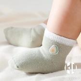 嬰兒襪子春秋純棉寶寶夏季薄款新生幼兒童0-6月歲無骨松口不勒冬【Kacey Devlin】