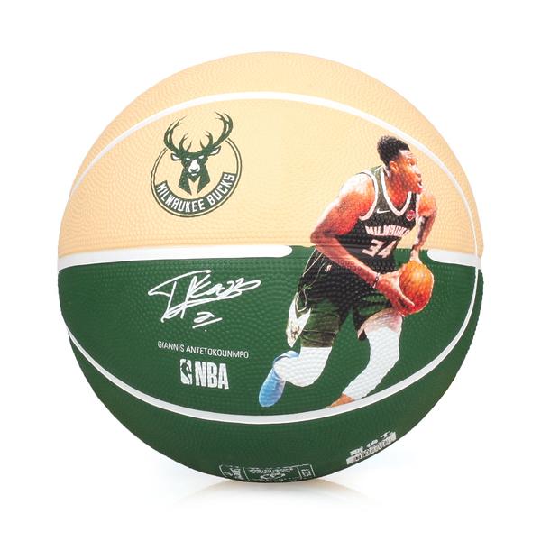 SPALDING Antetokounmpo 公鹿籃球 #SPA38162(7號球≡體院≡ SPA83836