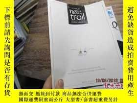 二手書博民逛書店new.trail罕見autumn 2015 804619636