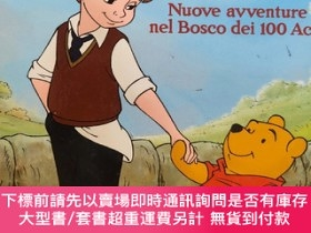 二手書博民逛書店DISNEY-WINNIE罕見THE POOH: Nuove avventure nel Bosco dei 10