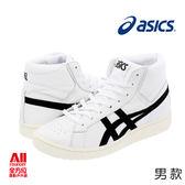 【ASICS 亞瑟士】Tiger GEL-PTG MT 亞瑟士 男款 休閒鞋 灌籃高手 黑白hl7w4-0190