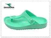 拾在 DIADORA 人字夾腳輕量拖鞋女款室內、外拖鞋3525