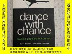 二手書博民逛書店Dance罕見with dance Making luck wo