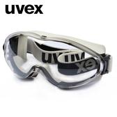 UVEX防護眼鏡護目鏡防沖擊粉塵防風沙防塵勞保工業透明騎行防寒風☌zakka