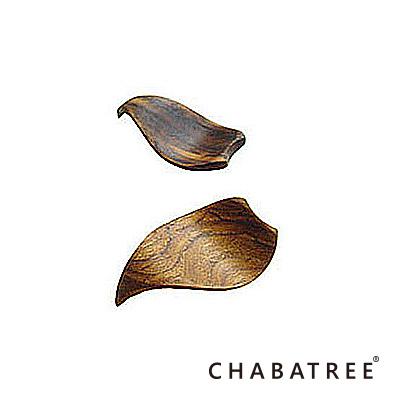 Chabatree LOTUS 柚木蓮葉筷架 木製 原木 木頭 餐廚 餐具 木頭餐具