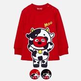 WHY AND 1/2 mini 棉質萊卡造型T恤-親子裝 多色可選 1Y~4Y