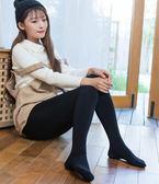 加厚連體襪女黑色絲襪連褲襪保暖厚款打底褲襪子    琉璃美衣