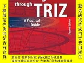 二手書博民逛書店Inventive罕見Thinking Through TrizY255562 Michael A. Orlo