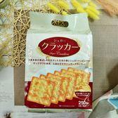 滿足感甜味蘇打餅 250g(10入)【4580210192765】(馬來西亞零食)