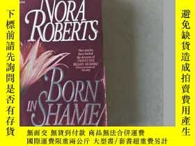 二手書博民逛書店Born罕見in ShameY447092 Nora Roberts Jove Pubns