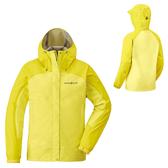 [好也戶外]mont-bell THUNDER PASS女款連帽風雨衣/檸檬黃 No.1128345LY/PY