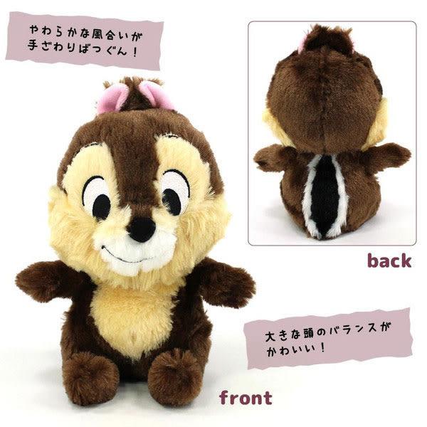 花粟鼠 抱抱 奇奇玩偶 日本帶回 迪士尼正版商品 奇奇與蒂蒂