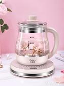 養生壺多功能家用養身花茶煮茶器mini辦公室小型茶壺燒水壺220V