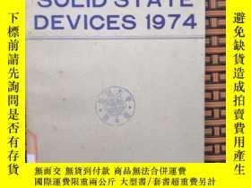 二手書博民逛書店solid罕見state devices 1974(P3361)Y173412