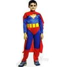 無敵超人裝連身裝扮服,化妝舞會/角色扮演...