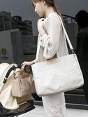 (好康免運)媽咪包 手提媽咪包多功能大容量奶瓶母嬰包推車外出掛包單肩女斜挎旅行包