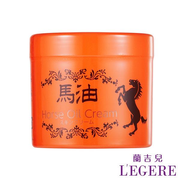 【L EGERE 蘭吉兒】日本全效保濕修護馬油霜(270g/瓶) ◆86小舖 ◆