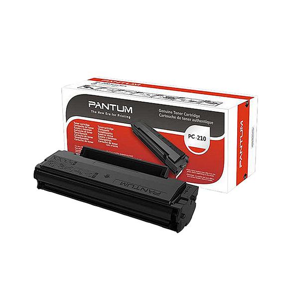 【高士資訊】PANTUM 奔圖 PC-210 原廠 黑色 碳粉匣 彩色包裝 彩盒 適用P2500 / P2500W