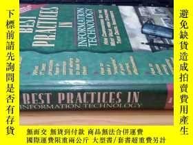 二手書博民逛書店best罕見practices in information technology。Y442157 corta